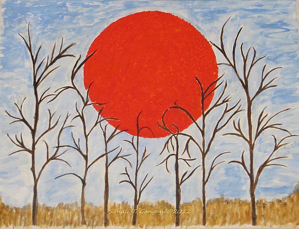 Sonali Gangane - Outset Sunset