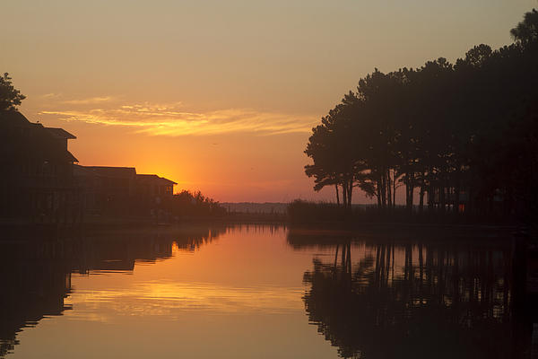 Mary Jo Taft - Oyster Bay Sunrise