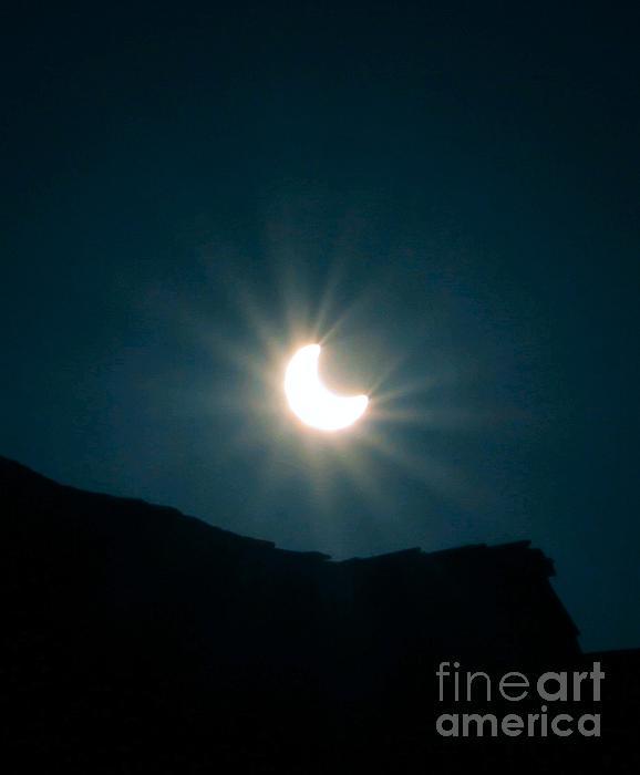 Melissa Boneau - Pacific Solar Eclipse 2012