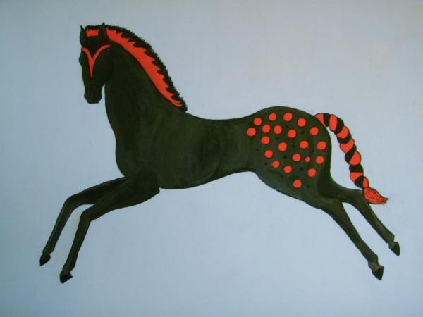 Stephanie Moore - Painted Pony