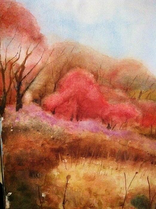 Giti Ala - Painter