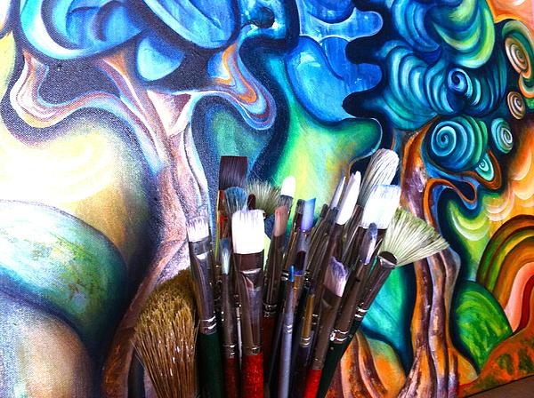 Gabriela  Taylor - Painters Tools 2