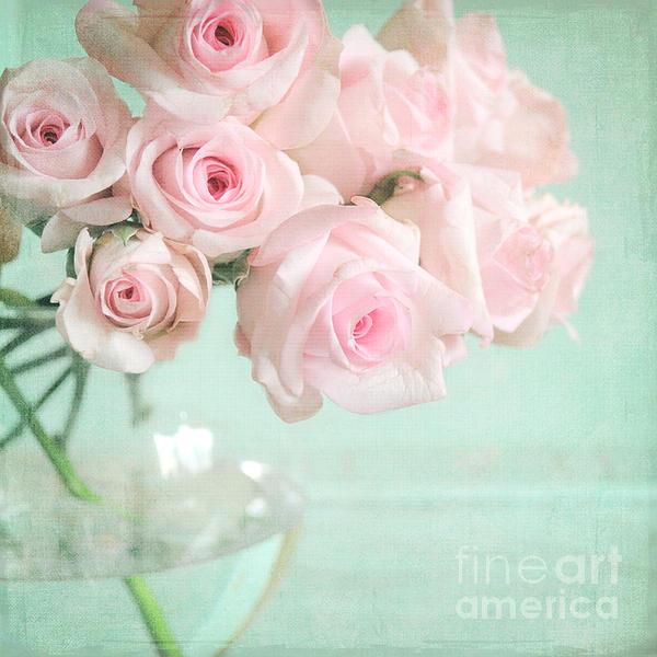 Lyn Randle - Pale Pink Roses