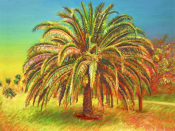 Nancy Tilles - Palm Candy