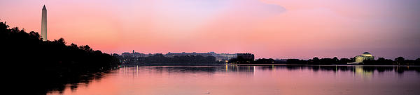 Panoramic Dawn Print by JC Findley