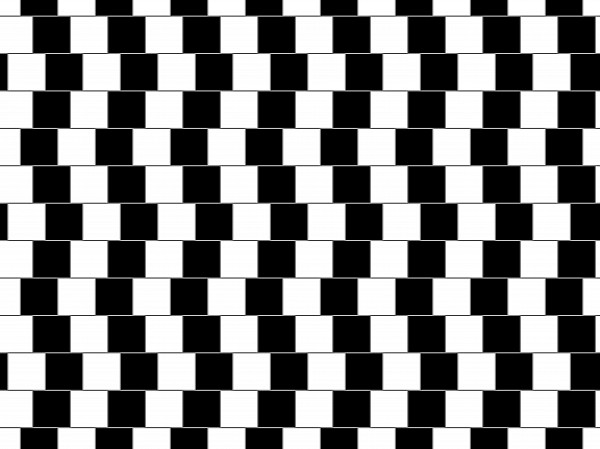 Parallel Lines Print by Michael Tompsett