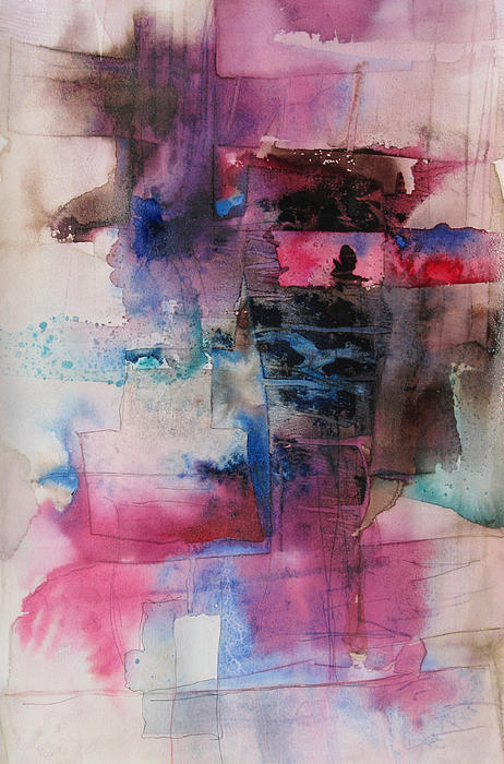 Passion Print by Marilyn Woods