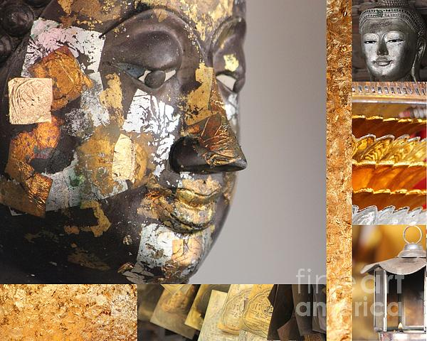 Nola Lee Kelsey - Patched Buddha Composite