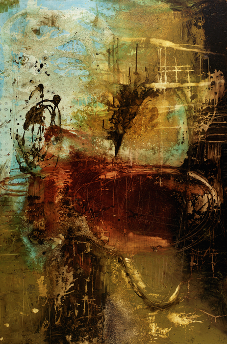 Peace Of Mind Print by Michel  Keck