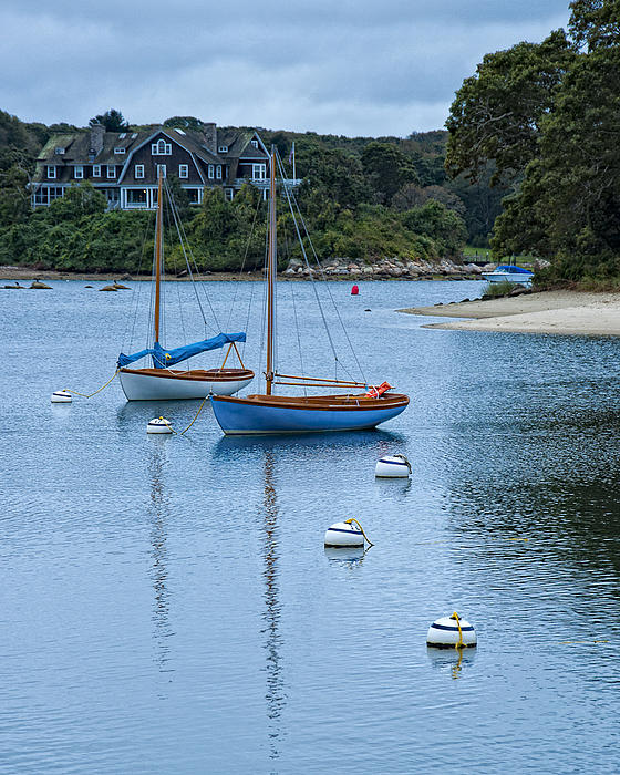 Boat Sales Cape Cod: Peaceful Harbor By Jim Mahaney