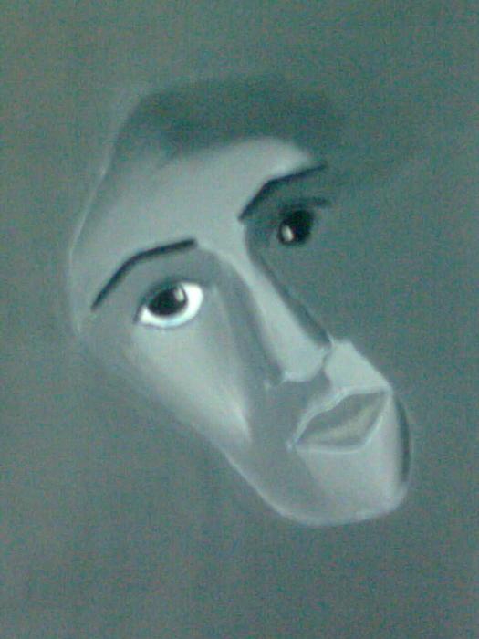 Vinamra Sinha - Peeping face