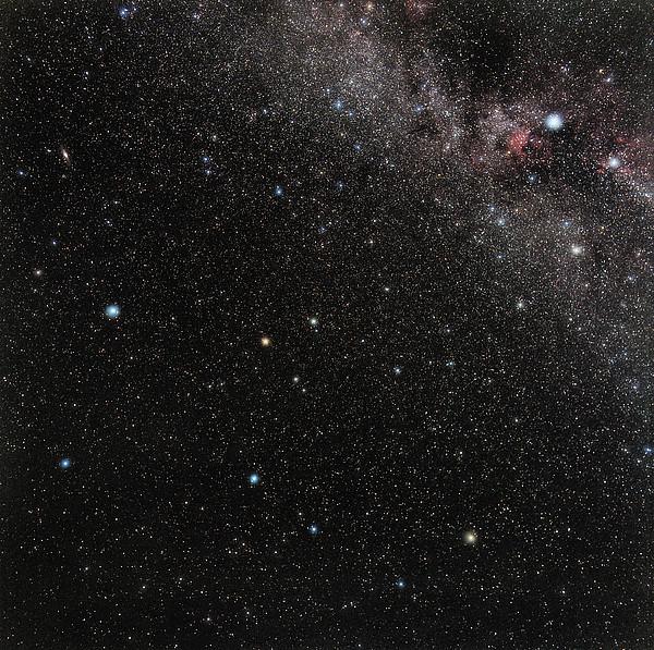 Pegasus Constellation Print by Eckhard Slawik