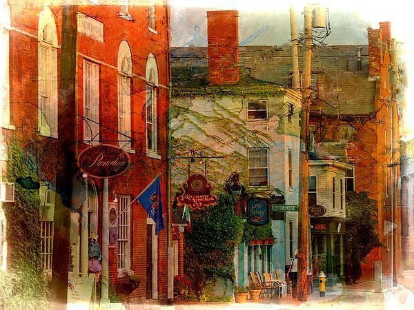 Marcia Lee Jones - Penhallow Street