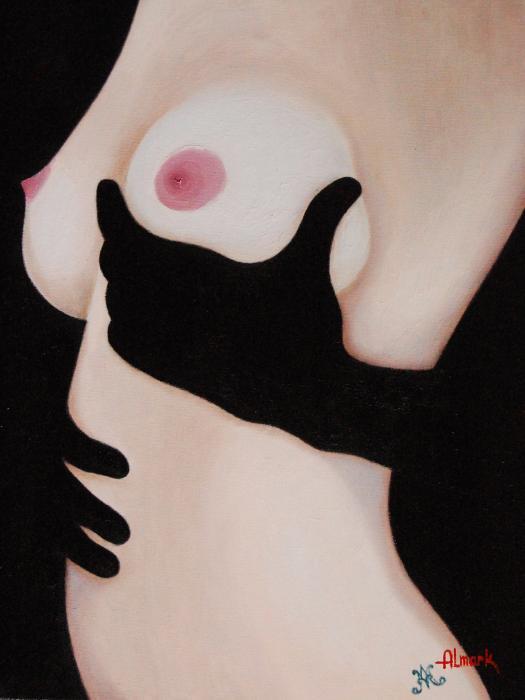 black and white sex ... Alexander Almark - Perfect couple Fine Art Prints .