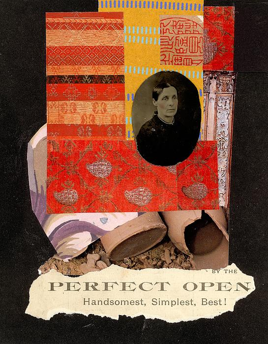 Perfect Open Mixed Media
