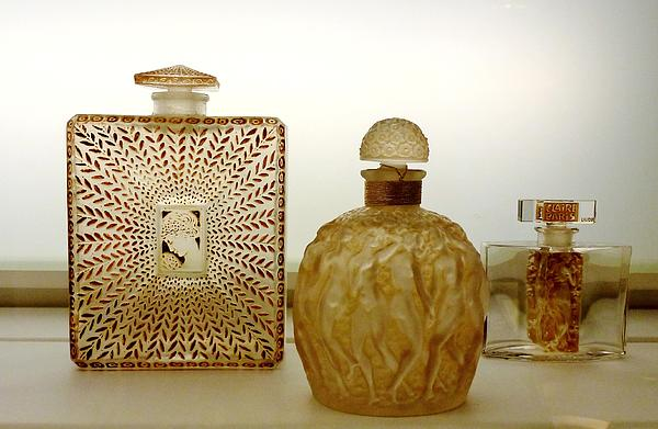 Christine Burdine - Perfume Bottles