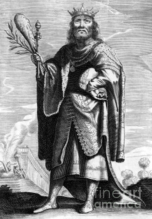 Periander, Sage Of Greece Print by Science Source