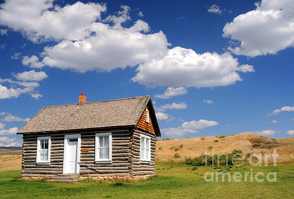 Gary Whitton - Perkins Cabin - Chesterfield Ghost Town - Idaho