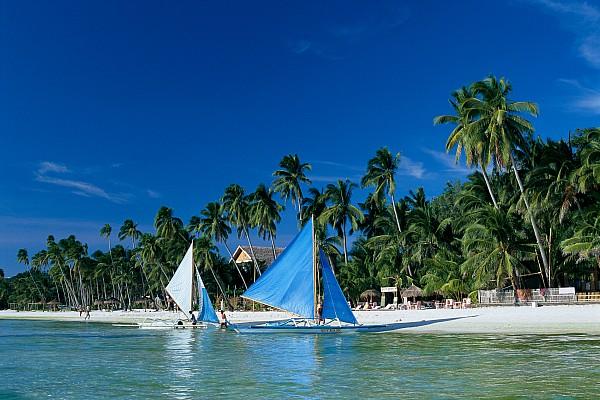 Philippines, Boracay Isla Print by Gloria & Richard Maschmeyer - Printscapes
