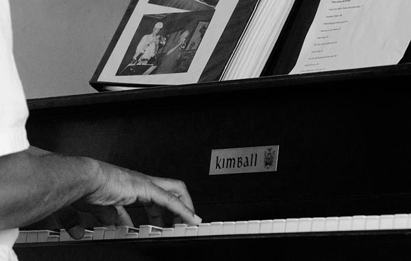 Cheryl Cencich - Piano Man