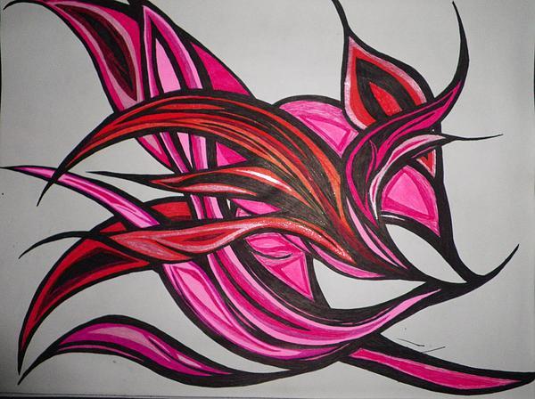 Tara Francoise - Pink wind