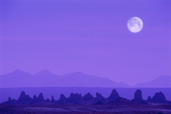 Pinnacles In Nevada, Usa Print by Grant Faint