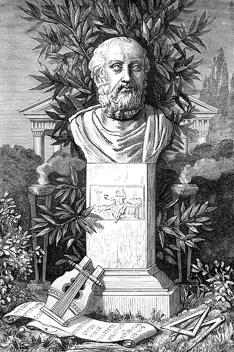 Plato, Ancient Greek Philosopher Print by