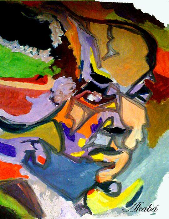 Ernesto Akaba - Poet Miguel Hernandez