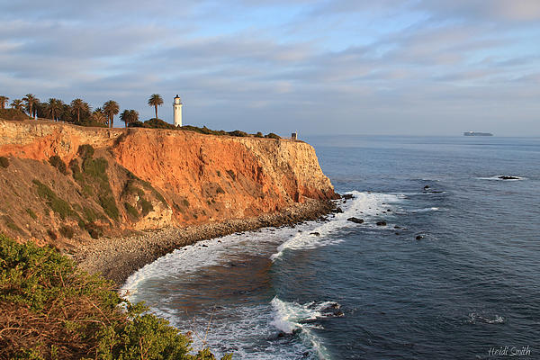 Heidi Smith - Point Vicente Lighthouse