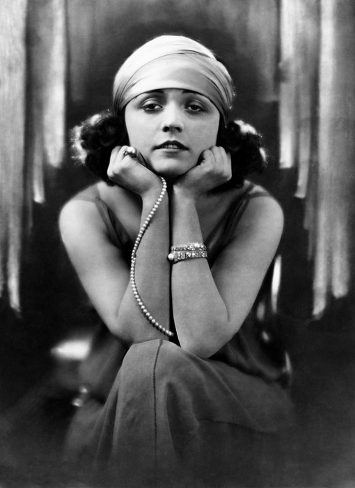 Pola Negri, Ca. Early 1920s Print by Everett
