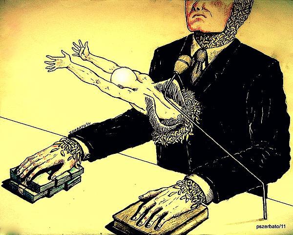 Politics Without Idealism Print by Paulo Zerbato