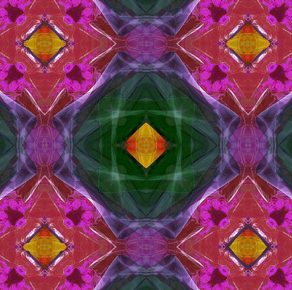 Gregory Scott - Polychromatic Arabesque