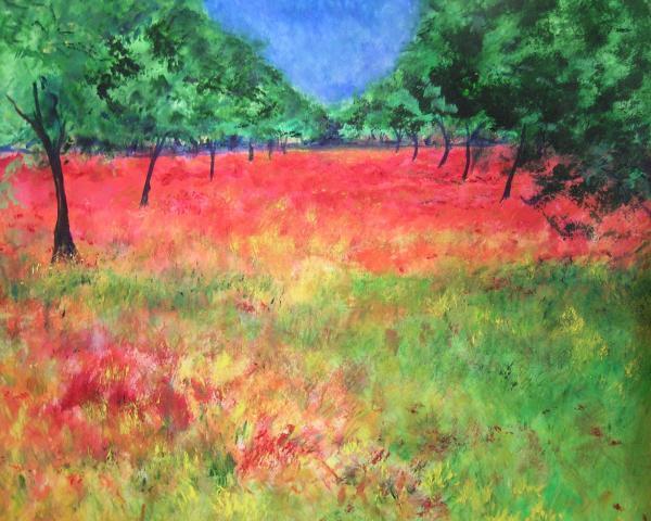 Lizzy Forrester - Poppy Field II