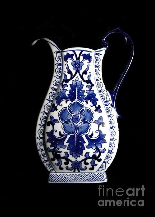 Porcelain1 Print by Jose Luis Reyes