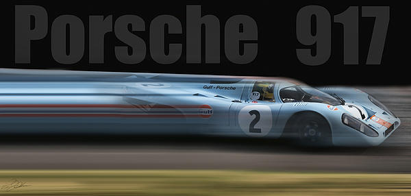 Peter Chilelli - Porsche 917