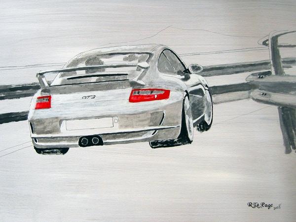 Richard Le Page - Porsche GT3