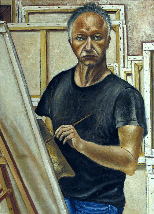 Vladimir Kezerashvili - Portarait of a man
