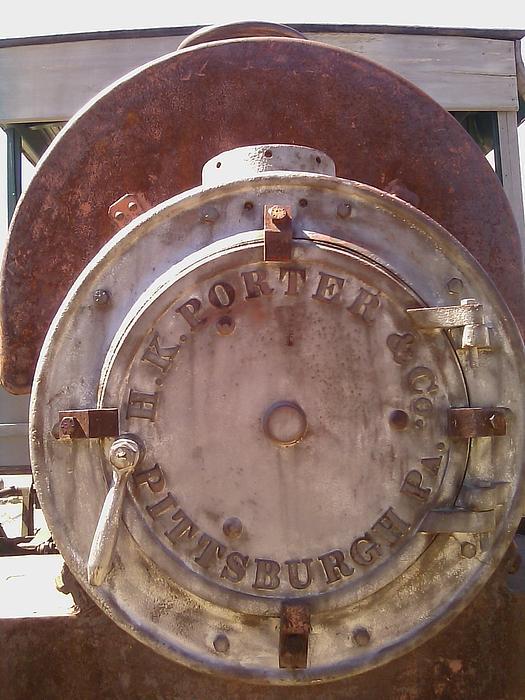 Lisa Wells - Porter Engine