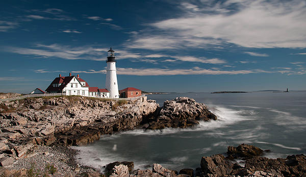 Guy Whiteley - Portland Head Light 19482c