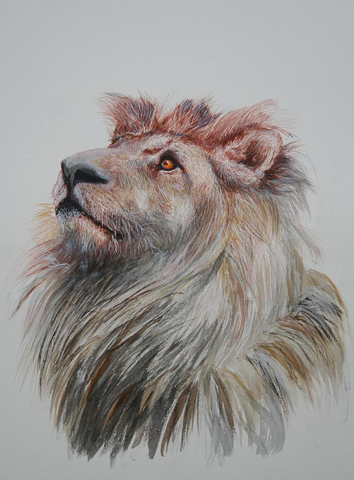 Jan Lowe - Portrait of a King