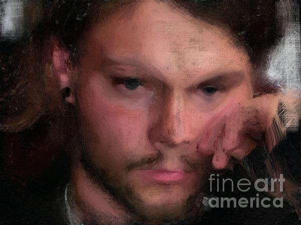 Roy Lindquist - Portrait of a son