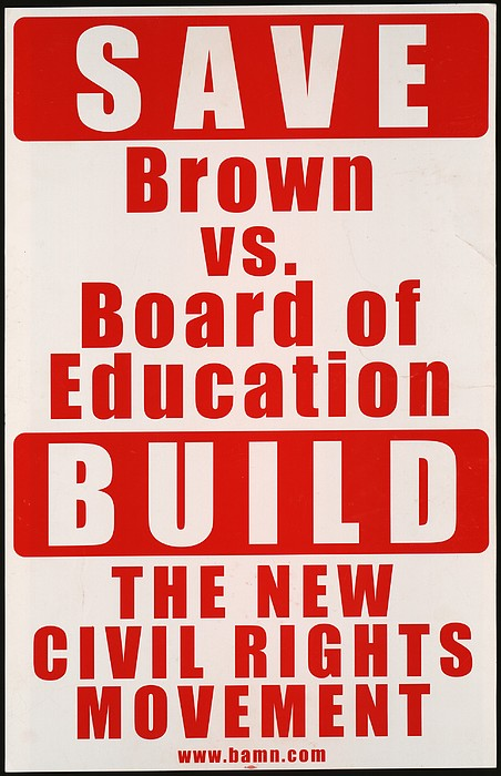 Poster Used In The April 1, 2003 Civil Print by Everett