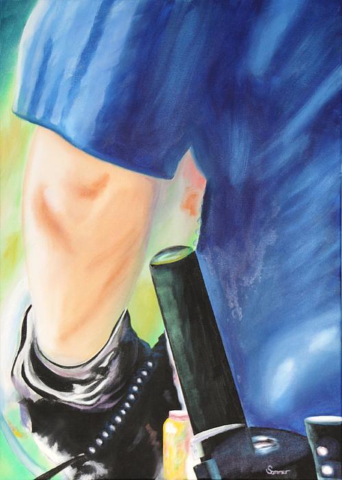 Powell Street Series 01 Print by Seona Sommer