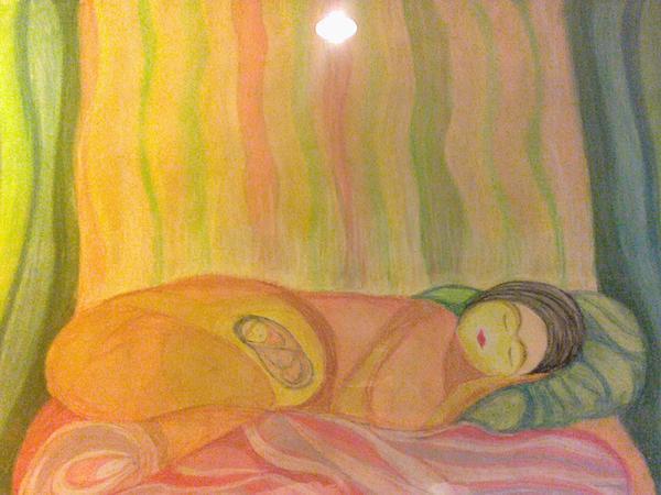 Oliver Wong - Pregnant