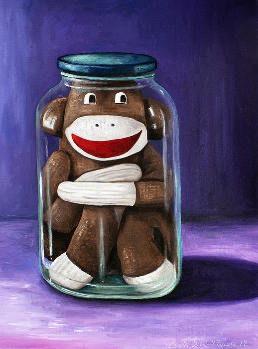 Preserving Childhood 3 Print by Leah Saulnier The Painting Maniac