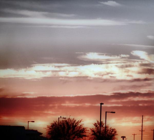 Pretty Skies Relief