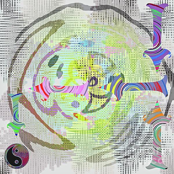 Process Print by Gwyn Newcombe