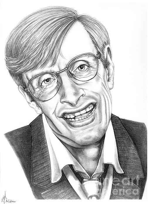 Murphy Elliott - Professor Stephen W. Hawking