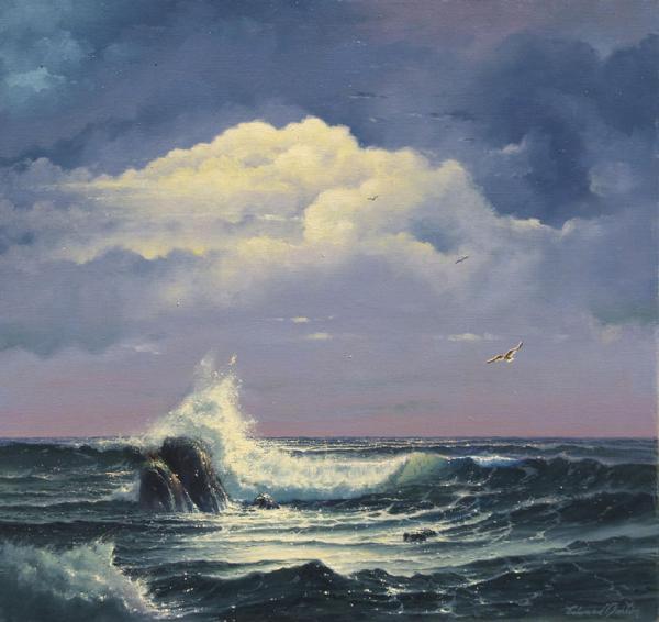 Edward Barton - Promise