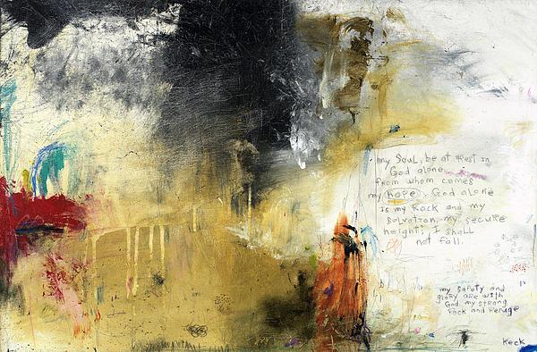 Michel  Keck - Psalm 62